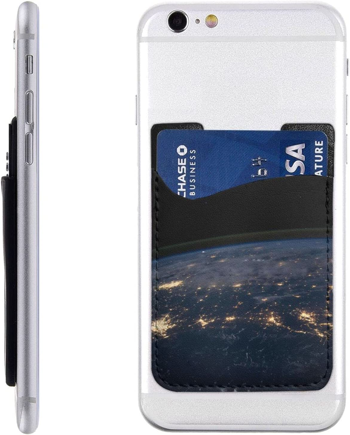 OFFicial site View of Earth from The Outer Cell Phone 25% OFF Card Space Holder