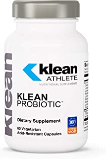 Klean Athlete - Klean Probiotic - Supports Immune System and Overall Health of the Digestive System - NSF C...
