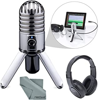 Best samson go mic usb condenser microphone Reviews