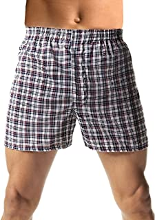 Hanes Men's Big Woven Boxers (Pack of 3)
