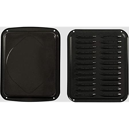Replacement for Frigidaire 5304494997 Broiler Pan and Rack 16 x 13 Inch