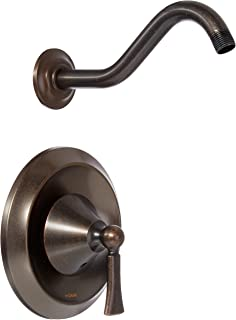Moen T5502NHORB Wynford Moentrol Shower Trim Kit without Valve, Showerhead Sold Separately, Oil Rubbed Bronze