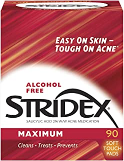 Stridex Med Pads Size 90ct