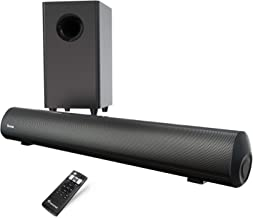 Best sound bar with tv Reviews
