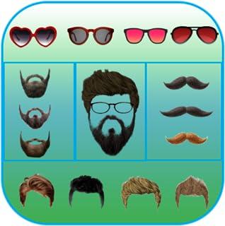 Men Photo Editor – Beard, Moustache, Hairstyle