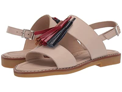 Elephantito Dalia Sandal (Toddler/Little Kid/Big Kid) (Sand) Girls Shoes