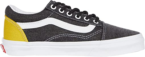 (Vans Coastal) Black/True White