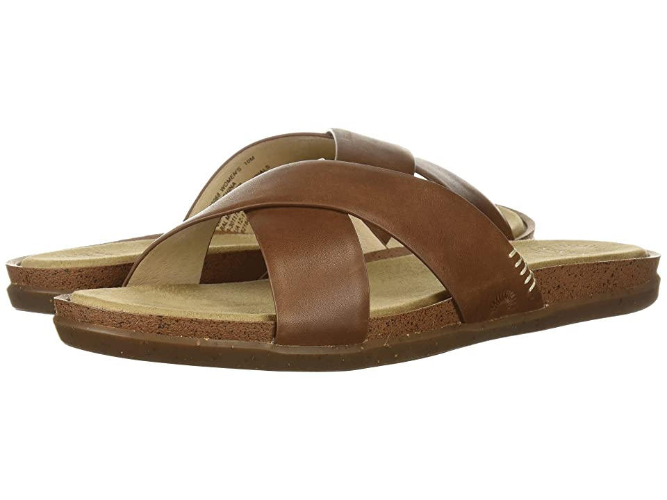 G.H. Bass & Co. Stella (Brown Leather) Women