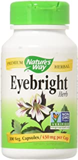 Eyebright Herb Nature's Way 100 Caps