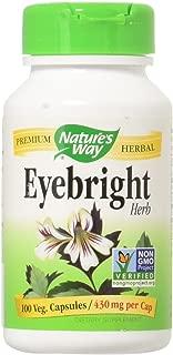 Eyebright Herb Nature's Way 100 Caps