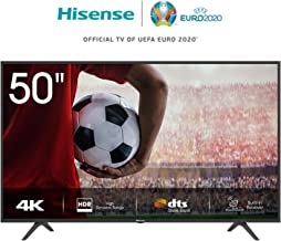 هايسينس 50 انش ال اي دي تلفزيون ذكي اسود - 50B7101UW