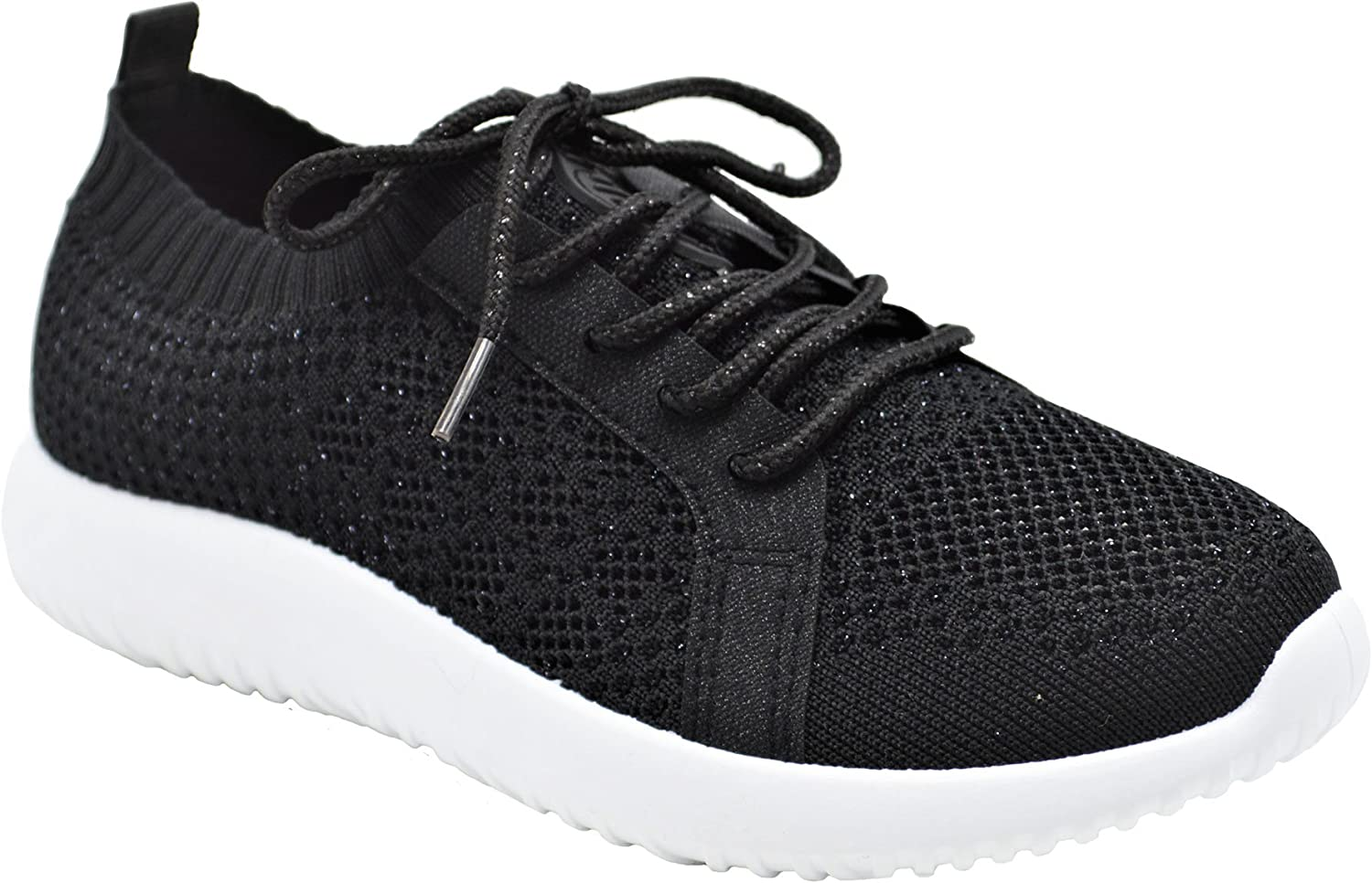 golden Road G.N.D Women's Lightweight Casual Walking Athletic shoes Breathable Mesh Running Slip-On Sneakers  1106