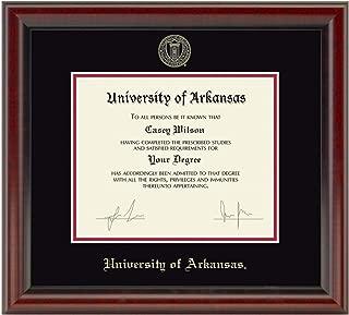 Best university of arkansas diploma frame Reviews