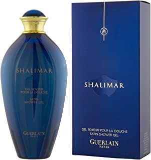 Shalimar by Guerlain for Women 6.8 oz Satin Shower Gel