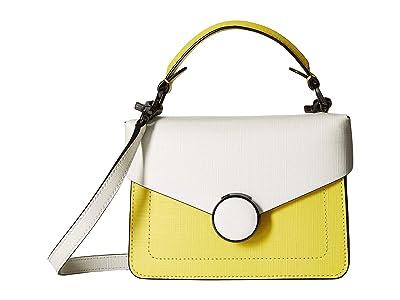 Botkier Nolita Crossbody (Sunburst) Cross Body Handbags