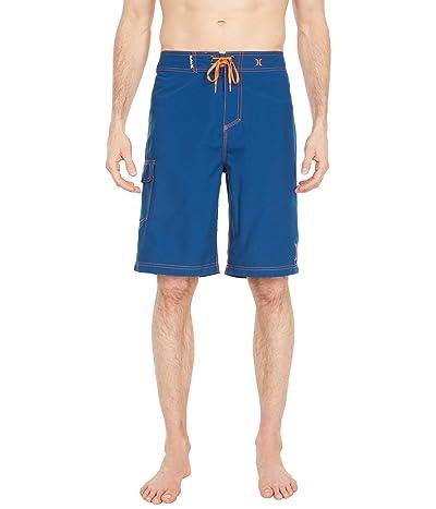 Hurley One Only Boardshort 22 (Valerian Blue/Camellia) Men