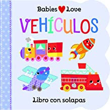Vehículos / Things That Go (Babies Love) (Spanish Edition)