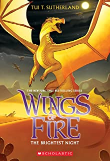 The Brightest Night (Wings of Fire #5), 5