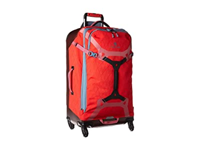 Eagle Creek Gear Warrior 4-Wheel 95L/30 (Coral Sunset) Bags