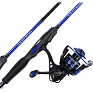 KastKing Centron Spinning Reel – Fishing Rod Combos, Toray IM6 Graphite 2Pc Blanks, Stainless...