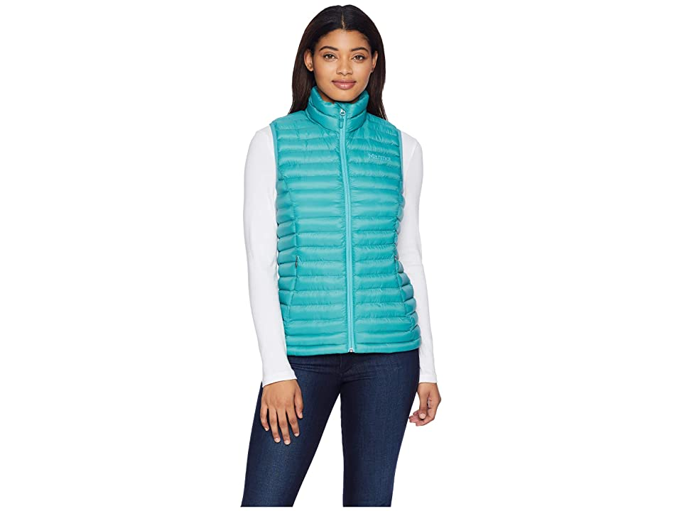Marmot Solus Featherless Vest (Patina Green) Women