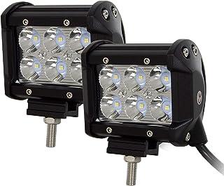 OEM LR026089 brouillard de pare-chocs avant entra/înant le remplacement de lampoule LED pour EVOQUE 2011-2015 1 pc DRL c/ôt/é droit Feu de jour /à LED