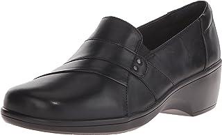 CLARKS بانوان ممکن است Marigold Slip-On Loafer