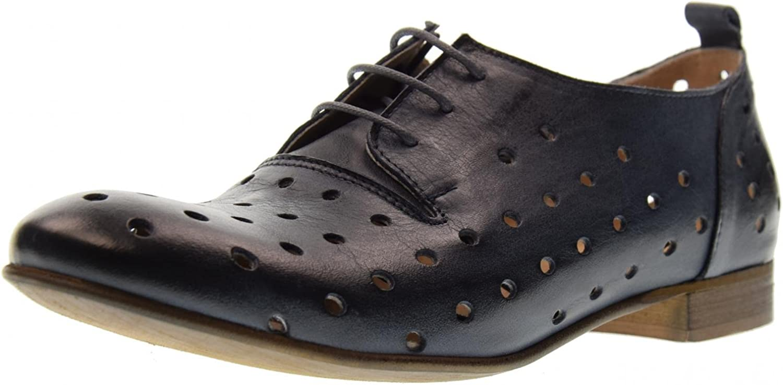 ERMAN'S Classic Woman shoes GE 2000 Mirtillo