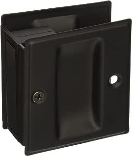 Deltana SDP25U19 2 1/2-Inch x 2 3/4-Inch Passage Pocket Locks