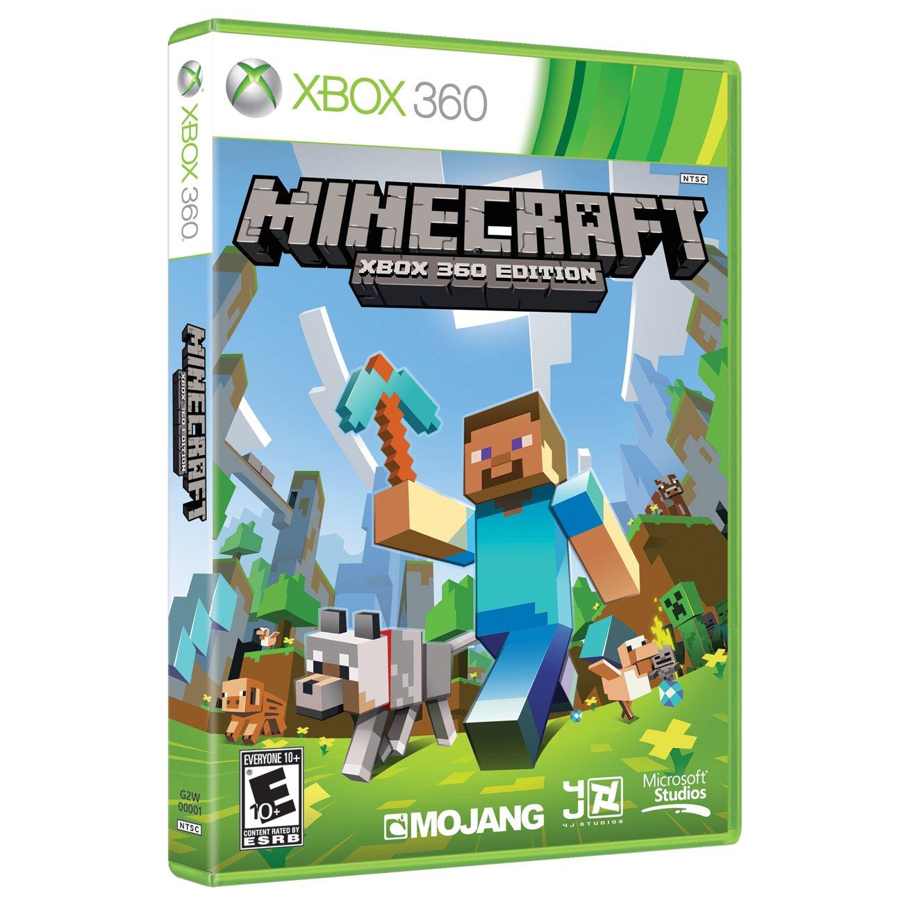 Amazon.com: Minecraft: Microsoft Corporation: Video Games