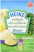 heinz dinners cauliflower broccoli cheese
