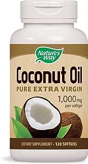 Best nature's way coconut oil pills Reviews