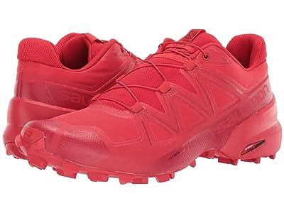 Salomon Speedcross 5 (High Risk Red/Barbados Cherry/Barbados Cherry) Men