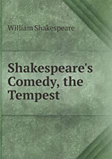 Shakespeare's Comedy, the Tempest