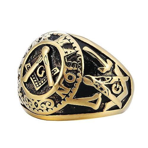 Illuminati Ring: Amazon com