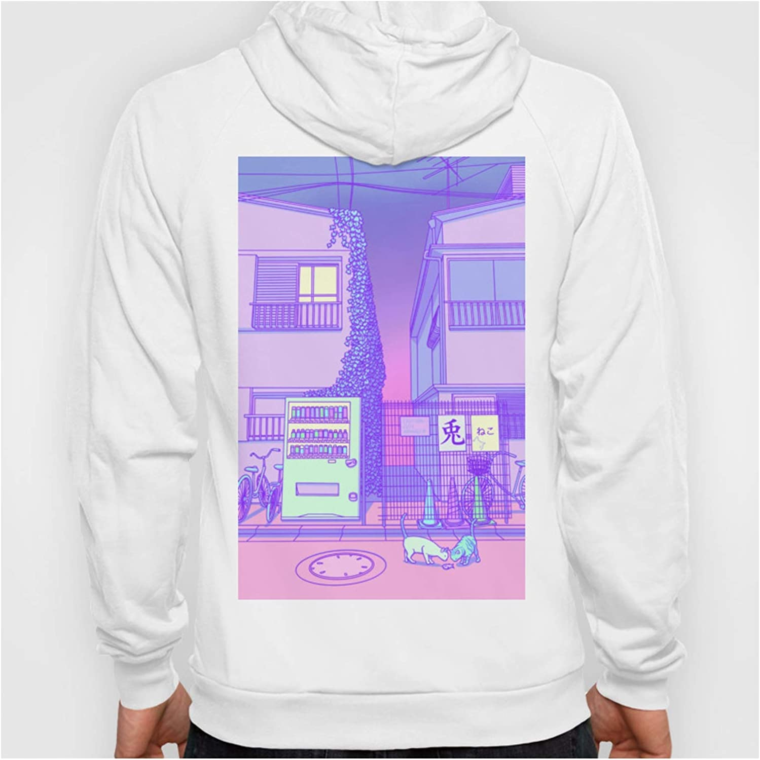 Pastel Tokyo Cats by Graphic Ranking TOP2 Colorado Springs Mall on Hoodie Surudenise