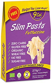 Eat Water - Slim Pastar - Fetuchini - 200g (Paquete de 15)