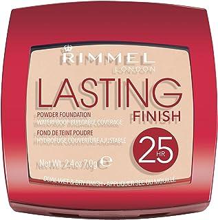 Rimmel London Lasting Finish 25 Hour Powder, Shade 001, Light Porcelain