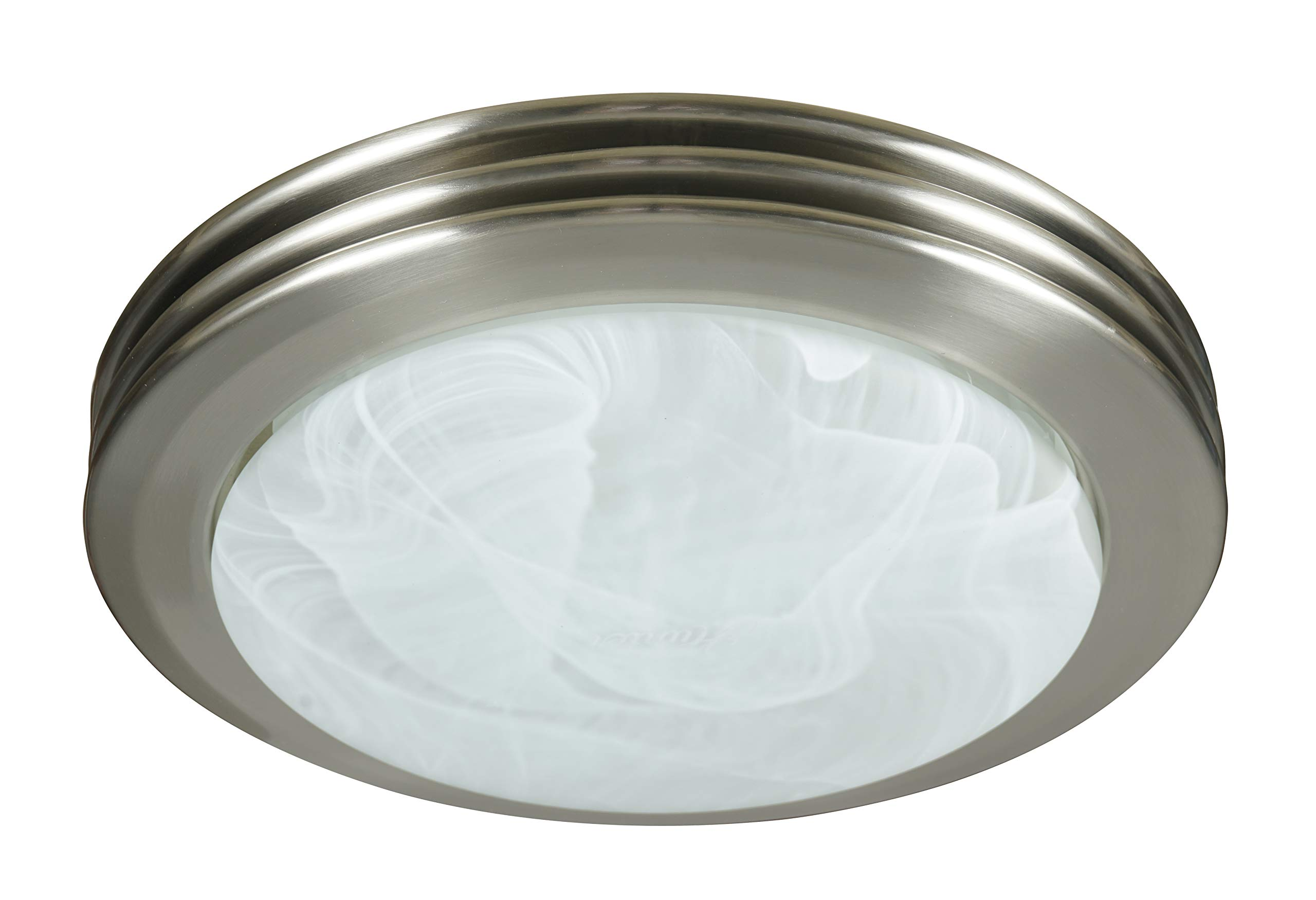 Saturn Decorative Light Brushed Nickel