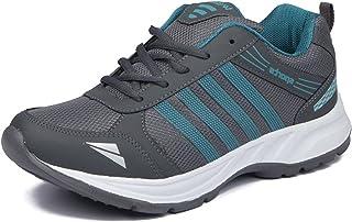 ASIAN Unisex-Child Grey & Firozi Casual Shoes -5C UK