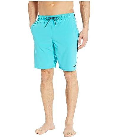 Nike 9 Contend Volley Shorts (Oracle Aqua) Men