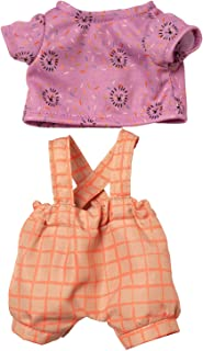 """Manhattan Toy Wee Baby Stella Take Me to The Zoo 12"""" Baby Doll Outfit Set"""