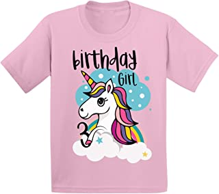 Awkward Styles 3rd Birthday Gifts for 3 Year Old Boy Girl Toddler Kids T-Shirt