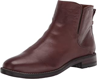 Franco Sarto womens Marcus Ankle Boot, Brown, 10 Wide US