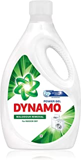 DYNAMO Power Gel Bottle, Odor Removal For Indoor Dry, 2.7kg