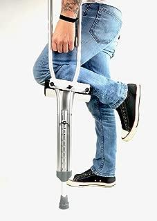 Able Motion Adjustable Crutch Knee Rest