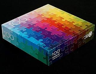 Clemens Habicht 100 Colors Jigsaw Puzzle - CMYK Gradient