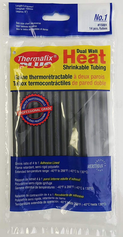 Thermafix Plus semi-Rigid Dual Wall tubing 0.2 Shrinkable Store Heat Limited price sale