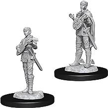 WizKids D&D Nolzur's Marvelous Miniatures - Female Half-Elf Bard.