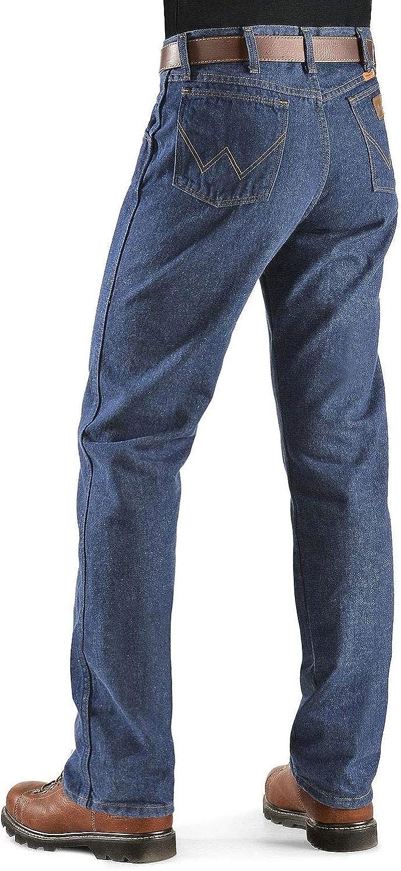 Wrangler Riggs Workwear mens FR Flame Resistant Regular Fit Lightweight Jean